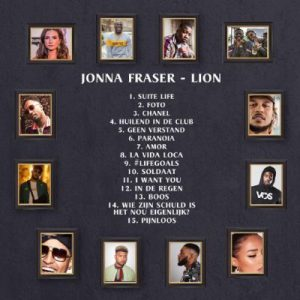 Jonna Fraser album
