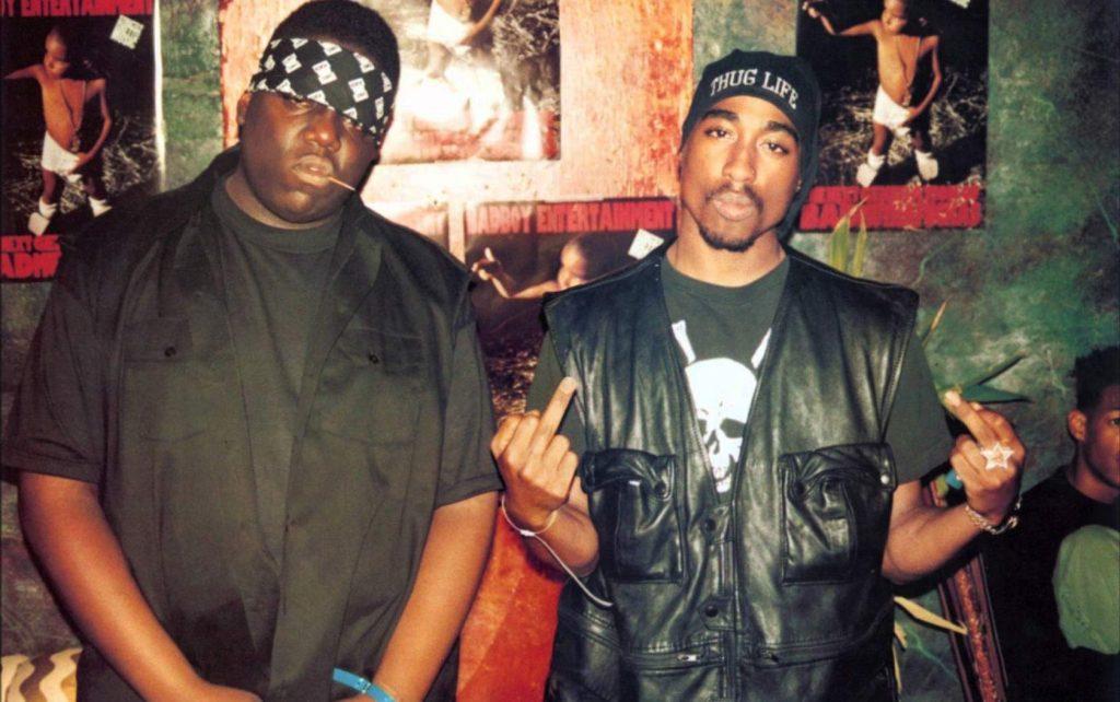 2Pac & Biggie