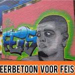 Herdenking voor Feis