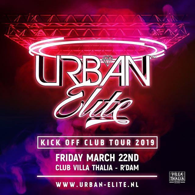 Urban Elite 22 Maart