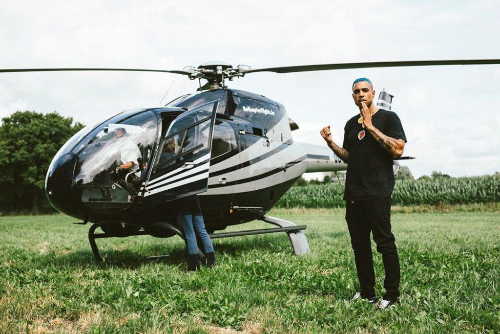 Nederlandse rappers miljonair. Bizzey