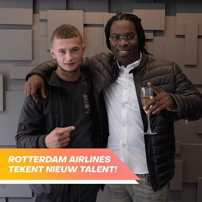 Rotterdam Airlines Mesy
