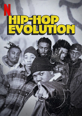 Hip-Hop evolution  BESTE HIPHOP FILMS EN SERIES