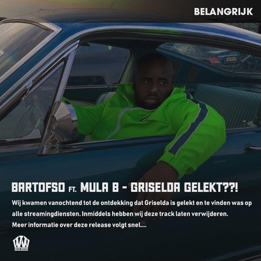 BARTOFSO x MULA B - GRISELDA