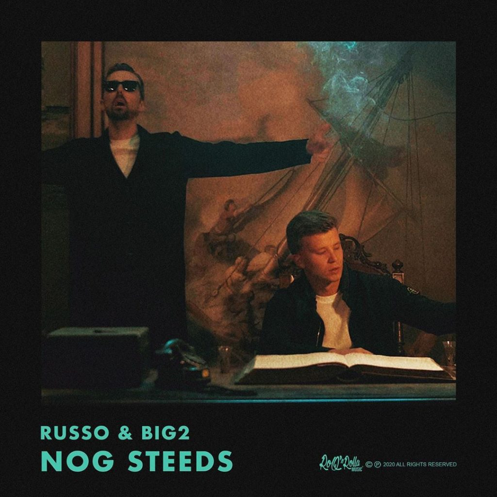 RUSSO BIG2 NOG STEEDS COVER